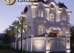 Biệt thự mới kiểu lâu đài tuyệt đẹp Thảo Điền bán