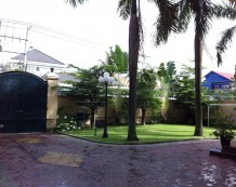 Bán biệt thự xây cao tầng mặt tiền Trần Ngọc Diện Thảo Điền