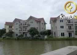 Bán biệt thự ven sông Sài Gòn sát ngay trung tâm Quận 1