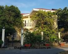 Biệt thự bờ sông Phú Nhuận sông giồng Quận 2 bán