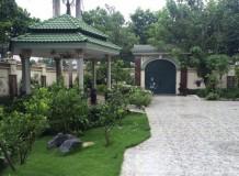 Cho thuê nhà mặt tiền đường Nguyễn Văn Hưởng Thảo Điền