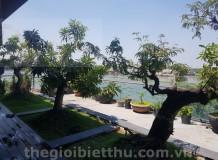 Biệt thự đẹp ven sông Sài Gòn khu 189 Nguyễn Văn Hưởng Thảo Điền bán