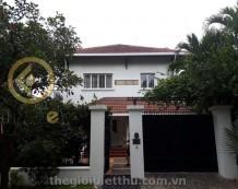 Cho thuê nhà biệt thự Thảo Điền đường Nguyễn Văn Hưởng