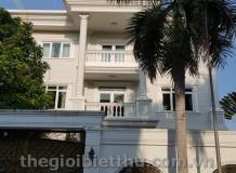 Cho thuê biệt thự khu 108 Nguyễn Văn Hưởng Thảo Điền