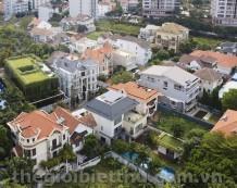 Bán biệt thự đường Tống Hữu Định Thảo Điền Quận 2