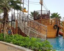 Penthouse Borabora Đảo Kim Cương