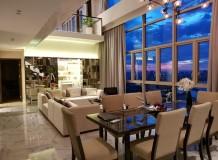 Bán căn hộ Penthouse The Vista view sông
