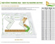 Cho thuê shophouse Masteri An Phú