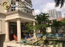 Bán biệt thự Thảo Điền khu gần BIS giá tốt