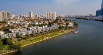 HOLM villas không gian sống thượng lưu trong khu biệt thự ven sông Sài Gòn