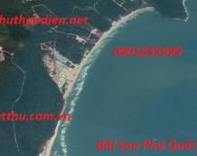 Bán 15 công đất mặt biển bãi Thơm Phú Quốc