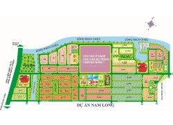 Bán đất dự án Nam Long đường Liên Phường Quận 9