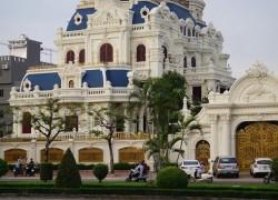 Lâu đài của đại gia xăng dầu Ngô Văn Phát tại Hải Phòng