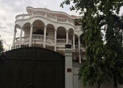 Bán biệt thự đường Đặng Hữu Phổ Thảo Điền