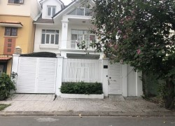 Bán biệt thự mặt tiền đường Dương Văn An khu B An Phú An Khánh Quận 2