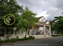 Biệt thự Thảo Điền rộng đẹp khu bảo vệ Nguyễn Văn Hưởng bán