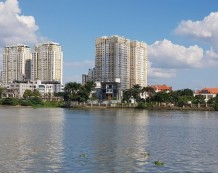 Bán đất ven sông Sài Gòn Thảo Điền Thành phố Thủ Đức
