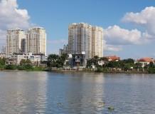 Bán đất Thảo Điền số 21 và 23 đường Song Hành xa lộ Hà Nội Thảo Điền