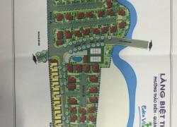 Bản đồ khu biệt thự Eden Nguyễn Văn Hưởng Thảo Điền