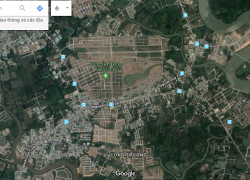 Đất hai mặt tiền đường Lã Xuân Oai Quận 9 giá 20 triệu/m2