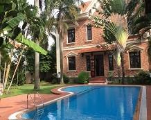 Bán biệt thự Fideco Thảo Điền Quận 2