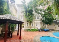 Biệt thự 56 Ngô Quang Huy Thảo Điền Quận 2