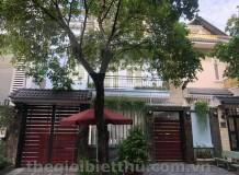 Biệt thự An Phú An Khánh ngay công viên khu và công viên hồ sinh thái đẹp