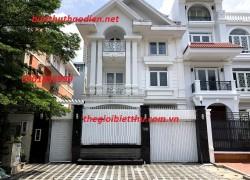 Biệt thự đường 17 khu B An Phú An Khánh bán gấp