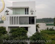 Bán biệt thự khu Eden bờ sông Sài Gòn Thảo Điền