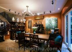 Biệt thự đẹp liền kề Fideco Thảo Điền Quận 2