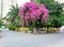 Bán biệt thự góc hai mặt tiền đường 64 Thảo Điền