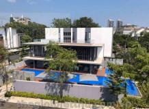 Biệt thự Holm Thảo Điền view hồ bơi hoàn thiện đủ nội thất ở ngay