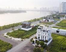 Bán biệt thự view sông Sài Gòn Huy Hoàng Thạnh Mỹ Quận 2.