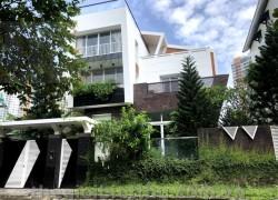 Biệt thự đẹp mặt sông Giồng dự án Văn Minh phường An Phú Quận 2 bán