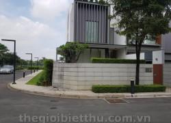 Biệt thự ven sông Thảo Điền view Landmark 81 Tầng