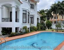 Biệt thự cao cấp mặt tiền đường Nguyễn Ư Dĩ Thảo Điền thành phố Thủ Đức