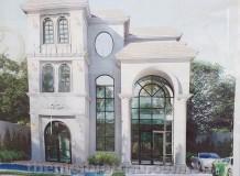 Biệt thự khu 90 Quốc Hương Thảo Điền Quận 2