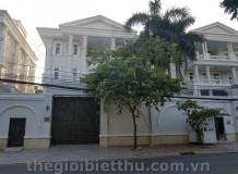 Cho thuê biệt thự mặt tiền Nguyễn Văn Hưởng 600m2 có 8 phòng