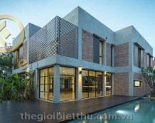 Biệt thự đẹp Thảo Điền khu Phú Nhuận Compound bán