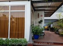 Biệt thự khu 243 Nguyễn Văn Hưởng Thảo Điền bán