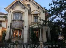 Bán biệt thự Thảo Điền số 155 Nguyễn Văn Hưởng