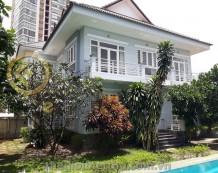 Biệt thự Thảo Điền Nguyễn Văn Hưởng gần bờ sông