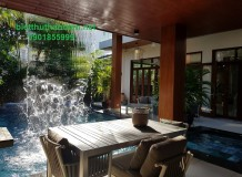 Cho thuê biệt thự đẹp hai mặt tiền Đặng Hữu Phổ và Nguyễn Bá Lân