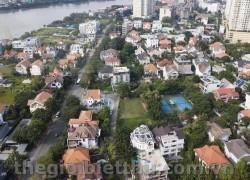 Bán 8 lô đất nhà phố Thảo Điền đầu tư F1