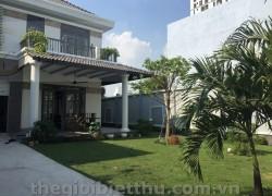 Biệt thự Thảo Điền sân vườn nhà 1 trệt 1 lầu đẹp