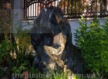 Biệt thự đẹp đá và gỗ khu 25 Xuân Thủy Thảo Điền Quận 2