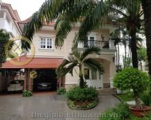 Cho thuê biệt thự khu Kim Sơn Nguyễn Văn Hưởng Thảo Điền
