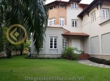 Cho thuê villa Kim Sơn Thảo Điền Quận 2