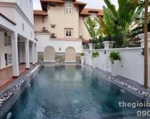 Cho thuê Biệt thự đẹp khu biệt thự cao cấp Kim Sơn Thảo Điền thành phố Thủ Đức