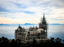 Chủ nhân của tòa lâu đài tráng lệ 400 tỷ trên đỉnh Tam Đảo Vĩnh Phúc là ai